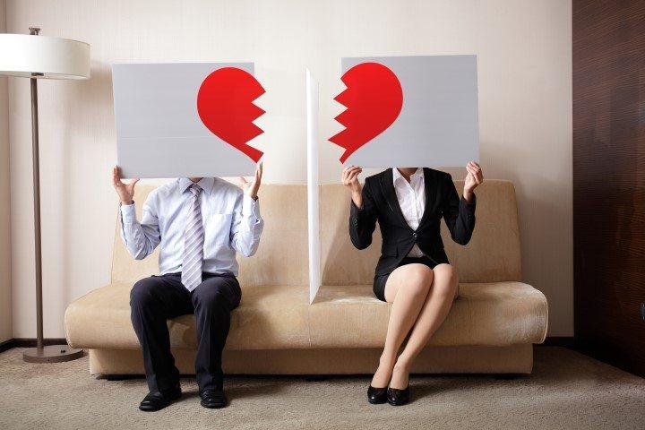 הליך גירושין